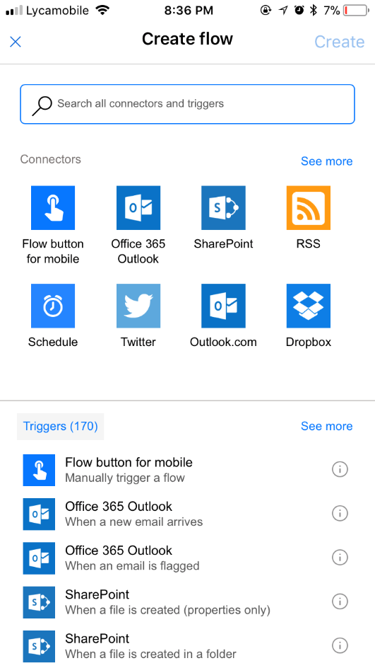 Getting Started With Microsoft Flow   SharePoint Designs
